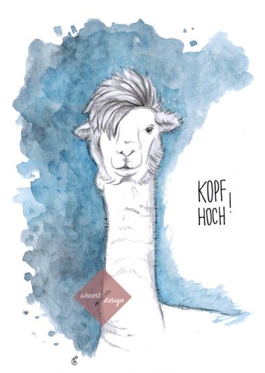 Kopf Hoch Lama