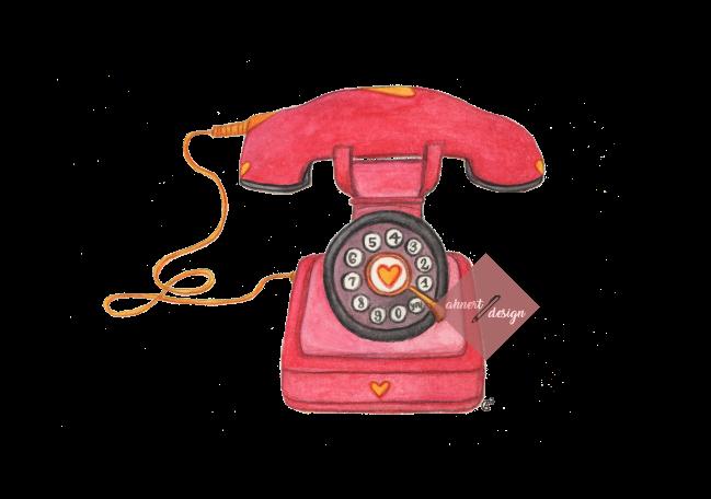 love-telephone
