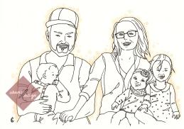 Doodle Familie