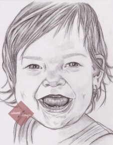 Porträt Kind