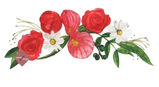 Blumenranke 2