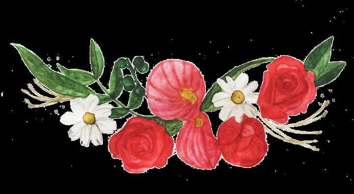 Blumenranke 3